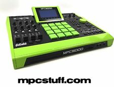 AKAI MPC5000 REFURBISHED​ UPGRADES​ / FULL PAINTED CUSTOM ​COLOR - MPCSTUFF