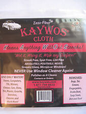 1 Kaywos Cleaning Cloth - New - Eco Friendly - Reusable - Streek Free