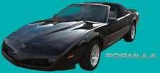 91-92 Firebird Formula Decal Kit Dark Charcoal Gray Metallic
