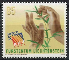 Liechtenstein 2004 SG#1321, 50th Anniv Of AHV MNH #D2073