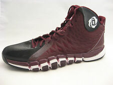adidas D Rose 773 II Basketball Shoes Size 17 Maroon Burgundy Limited Ediition