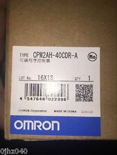 OMRON Safety CPM2AH-40CDR-A CPM2AH40CDRA Programmable Logic Controller Relay I/O