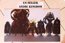 USA Seller Custom Yugioh Playmat Play Mat Mouse Pad Mega Monarch & Monarch #596