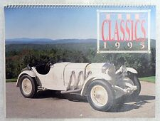 VINTAGE 1995 CALENDAR ADVERTISING U S AUTO PARTS, MARENGO, ILLINOIS