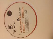 "Ray Hurley & MC Sparks & Kie- Double Impact 12"" Uk Garage Vinyl Sweeter Groove"