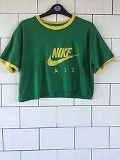 Urban Vintage Retro años 90 Festival Nike Camiseta Top corto de gran tamaño 6-12 #10