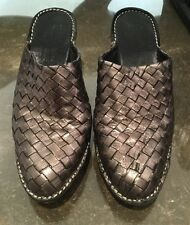 STYLISH DONALD J PILNER LEATHER SLIP ON SHOES ( FOR RUSSELL & BROMLEY) UK SIZE 5