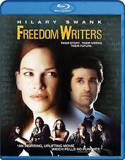 FREEDOM WRITERS (2007 Hilary Swank)-  Blu Ray - Sealed Region free