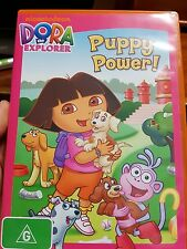 Dora The Explorer - Puppy Power! DVD MOVIE - FREE POST