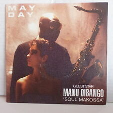 MAY DAY / MANU DIBONGO Soul Makossa 20008