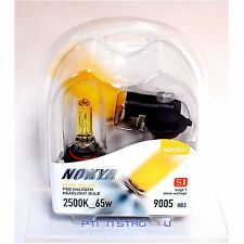 9005 Nokya Hyper Yellow Headlight Fog Light Bulb S1 NOK7611 Halogen Bulb