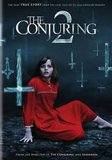 The Conjuring 2 (DVD, 2016)FREE FIRST CLASS SHIPPING !!!!!
