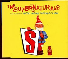 The Supernaturals / The Day Before Yesterdays Man