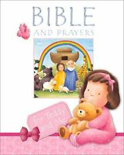 Bible and Prayers for Teddy and Me by Christina Goodings (2014, Hardcover,...