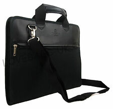 Business Folio cartella DOCUMENTI VALIGETTA lavoro pilota documento CARRY SHOULDER BAG