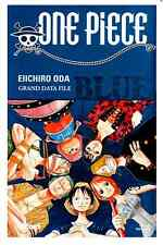 manga One Piece Guide Databook 2 Blue Grand Data File Eiichiro Oda Glenat TBE VF