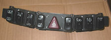 MERCEDES W220 S CLASS DASH CONTROL PANEL 220 821 61 51