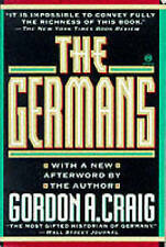 The Germans (Meridian)-ExLibrary