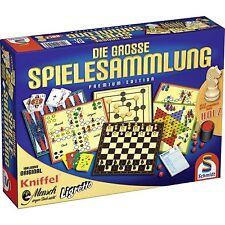 Schmidt Spiele Spielesammlung: Die große Spielesammlung, Brettspiel