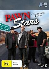 Pawn Stars : Collection 5 (DVD, 2013, 2-Disc Set)