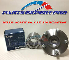 03-15 TOYOTA COROLLA FRONT WHEEL HUB AND BEARING SET 00-04 CELICA MATRIX