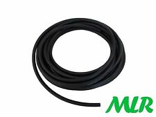 "16MM 5/8"" RUBBER FUEL TANK TO PUMP / FILTER HOSE PIPE 150PSI 1/2 METER MLR.BAA.5"