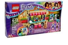 Lego FRIENDS #41129 Amusement Park Hot Dog Van Building Toy Set