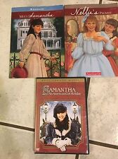 American Girl Samantha Movie, Meet Samantha Book, Nellie s Promise Book New