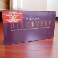 "NEW SEALED! Pink Floyd ""Discovery"" 14 Albums (16 Discs) Box Set Free Shipping"