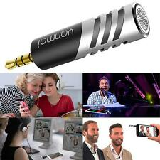 R1 Mini Professional Condenser Microphone Mic Record for Mobile Cellphone iPhone