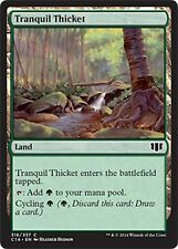 Tranquil Thicket     NM  x4   Commander 2014  MTG  Magic Cards Land  Common