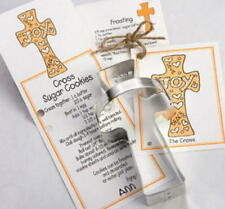 CROSS ~ tin cookie cutter  ~ MADE IN THE USA (NEW)