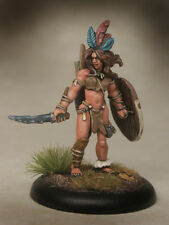 Lucid Eye Amazon War Leader – Savage Core SCT51 28mm scale