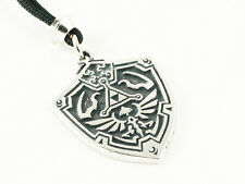 The Hylinian Shield, Handmade pewter pendant, Courage, justice to succeed