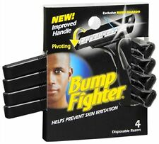 Bump Fighter Disposable Razors 4 Each (Pack of 6)