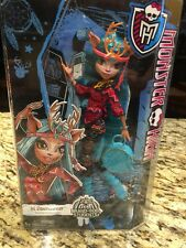 Monster High Brand Boo Students Isi Dawndancer Doll New Toy Gift Girls Batsy