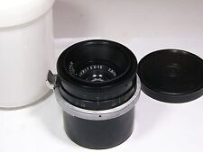 Jupiter-12 2.8/35mm #8505197 Lens for Kiev/Contax RF mount.Excellent condition