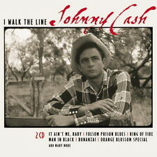 Johnny Cash I Walk The Line (Ring Of Fire) Doppel CD 2001 Sony Music