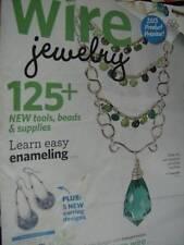 Step By Step Wire Jewelry Magazine Dec/Jan 2013- 11 Projects