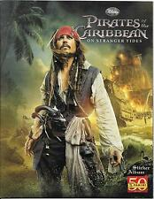 Pirates of the Caribbean on Stranger Tides Sticker Album