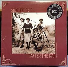 SIDE EFFECT after the rain LP Mint- Promo 6E-261 Vinyl 1980 Funk Soul WLP