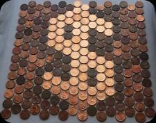 5 pounds US Copper Lincoln Pennies 1959-1982