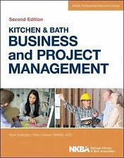 KITCHEN & BATH BUSINESS AND PROJECT MANAGEMENT - NEW HARDCOVER BOOK