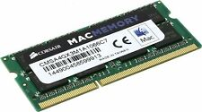 Corsair 4GB Mac Memory DDR3 1066MHz SO-DIMM Apple Certified Memory