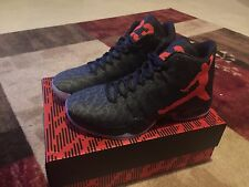 Nike Air Jordan XXXIX XX9 29 Black Orange XXX1 31 Broken Backboard sz 11 DS