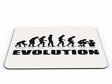 Evolution Computer PC Mousemat - Brand New
