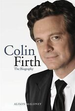 Colin Firth: The Biography, Maloney, Alison Book