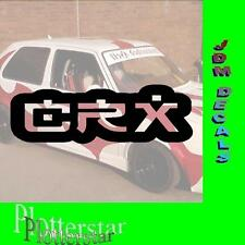 CRX Japan JDM Sticker Aufkleber oem Power fun like Shocker DUB