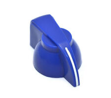 P-300B Blue Chicken Head Knob for Solid Shaft Guitar/Bass/Amp