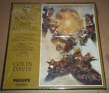 Colin Davis HANDEL Messiah - Philips C 71 AX 300 SEALED